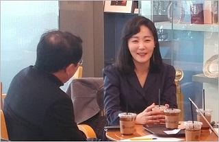 김소정, 자유한국당 '조직위원장 공개 오디션' 입문자를 만나보니