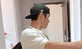 """김영은, 오지환에 애정 과시 """"골든이와 5.2 직관"""""""
