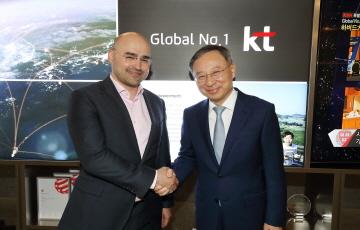 러시아 1위 통신사 MTS, KT 방문...5G 협력 논의