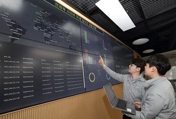 KT, 물류·배송업체에 AI 정보보안 솔루션 도입