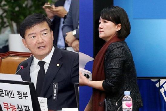 민경욱 대변인이 말을 잘못했다 치고, 그들은 뭘 했을까?
