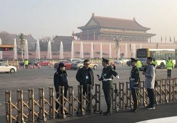 """中, 네이버 접속 전면 차단...""""텐안먼 30주년, 인터넷 통제 강화"""""""