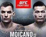 "[UFC] 정찬성 기다리는 모이카노 ""올해의 경기로"""