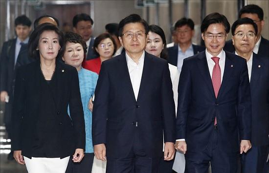 집권경험 한국당, 외교역량 입증해 보일 때다