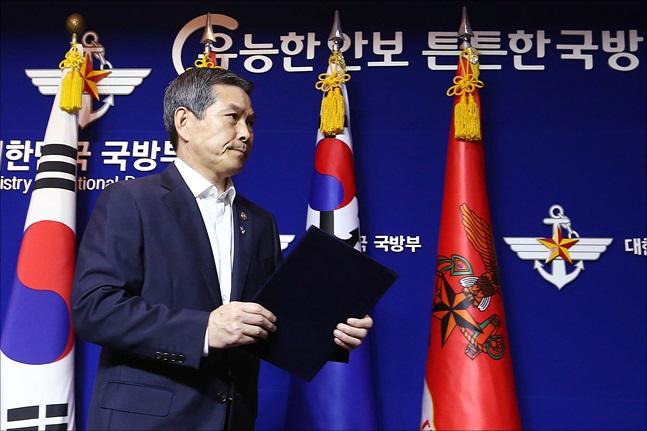 정경두 국방장관, 왜 전작권 전환을 서두르나?
