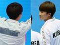 [광주세계수영선수권] 덧댄 'KOREA' 희망커녕 망신