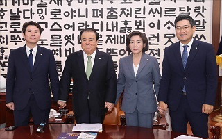 [데일리안 여론조사] '정치성향' 진보 16.9% 보수 14.2%