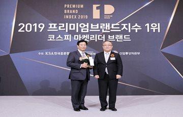 에몬스가구, 3년 연속 '프리미엄브랜드지수' 1위