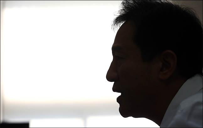 """[인터뷰] 오세훈 """"'용서와 화해'로 보수통합…중도의 마음을 얻자"""""""