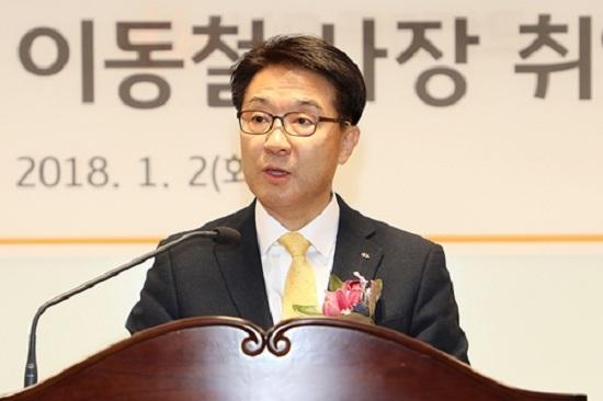 [CEO가 뛴다-93] 이동철 KB국민카드 사장 '해외 신시장 개척' 드라이브