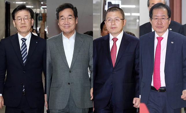[데일리안 여론조사] '차기 대권' 이낙연 27.2% 황교안 21.6%