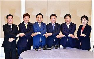 [데일리안 여론조사] '정치성향' 범보수 44.3% 범진보 42.4%