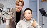 김준수, 10년 만에 라디오 출연 '꿀잼입담+귀호강 라이브'