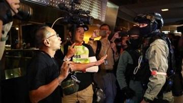中, '홍콩사태 개입' 첫 대응 조치…美군함 홍콩 입항 '불허'
