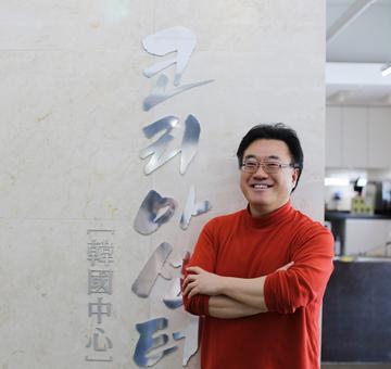 """[CEO가 뛴다-127] 김기록 코리아센터 대표 """"글로벌 이커머스 선도기업 실현"""""""