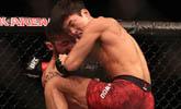 날아오른 '스팅' 최승우…강렬한 UFC 첫 승
