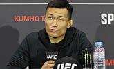 """[UFC 부산] 정찬성, 안와골절 수술 """"한 달이면 회복"""""""