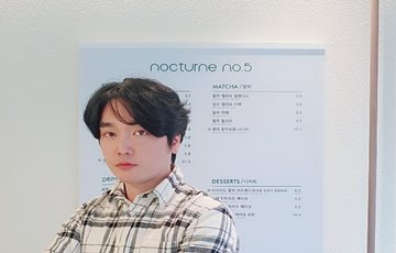 "[D-피플라운지] 신범철 '녹턴넘버5' 대표...""사진마저 맛있는 망리단길 녹차 젤라또"""