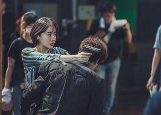 """'히트맨' 총 잡은 황우슬혜 """"액션이 체질"""""""