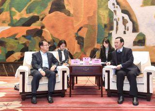 셀트리온그룹, 중국 최대 규모 바이오의약품 생산공장 설립 협약 체결