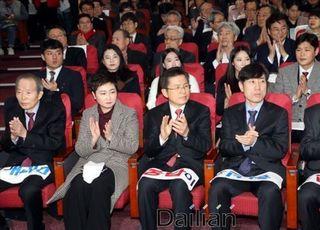 북한도 '움찔'? 보수통합 가시화에 비난 세례