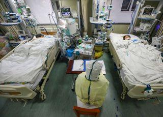 中 후베이 '코로나19' 사망자 139명 증가… 확진 증가세는 둔화
