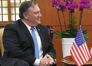 """폼페이오 """"북핵 막으려 제재…협상복귀 위해 국제사회와 협력"""""""