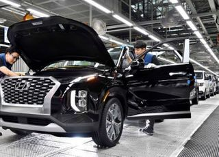 """자동차 업계 생산차질 3주째…""""신차 효과 다 날릴라"""""""