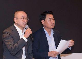 카카오, '톡보드' 대박낸 여민수·조수용 대표 '연임'