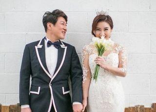 """김정균-정민경, 6월 결혼 """"밥 먹는 모습 예뻐 보였다"""""""