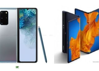 삼성-화웨이, 폴더블폰 2라운드…'갤폴드2 vs 메이트Xs'