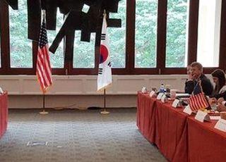 """정은보 """"美, 인건비 우선협의 제안 수용 기대…협상지연은 유감"""""""