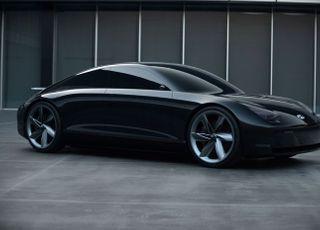 현대차 EV 콘셉트카 '프로페시' 공개…미래 전기차 방향성 제시