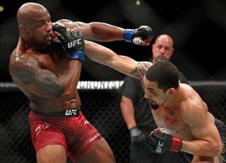 [UFC] '40대 괴물' 로메로, 무관의 제왕 딱지 떼나
