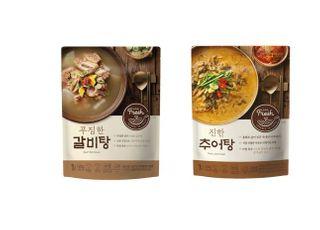 아워홈,보양식 국·탕류 신제품2종 출시