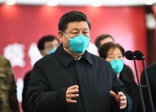 """[코로나19] 시진핑, 문 대통령에 위로전문…""""韓 방역 지지"""""""
