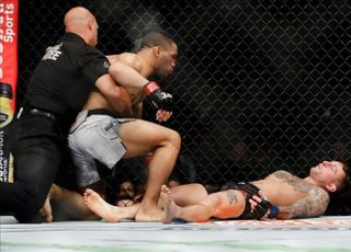 [UFC] '리치 자랑' 케빈 리, 계왕권 가동시간 늘리나
