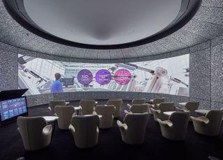 LG CNS 마케팅 솔루션, 독일 iF 디자인 어워드 수상