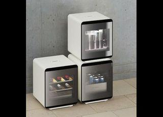 삼성전자,  '큐브 냉장고·신발 관리기'  혁신제품으로 코로나 넘는다