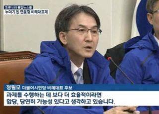 """[미디어 브리핑] KBS노동조합 """"정필모, 더불어시민당 후보에서 사퇴해야"""""""
