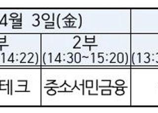 """금감원, '금융감독 업무설명회' 유튜브서 진행…""""사회적 거리두기"""""""