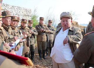 김정은, 항공군 추격습격기연대 시찰…군사행보 계속