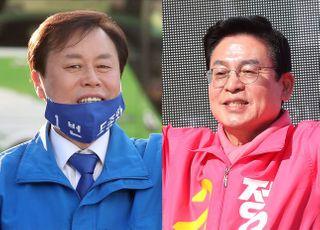 [총선2020] 포털 뉴스 여론조작 의혹…도종환·정우택, 막판 공방