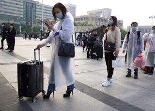 [코로나19] 中 노동절, 국내여행 급증 전망…2차 확산 우려도