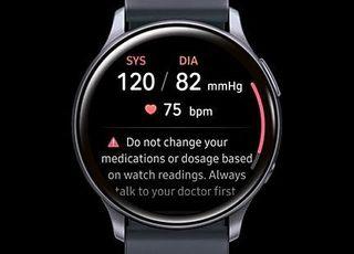 '갤워치'로 혈압 측정한다…삼성, 혈압측정 앱 허가 취득