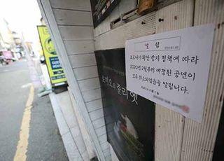 ['코로나19' 대중문화 점검] '바닥 아래는 지하실' 공연계 직격탄…소극장 피해 '극심'