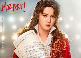 '모차르트!' 김준수 공연, 코로나19에도 암표 기승