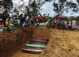 [코로나19] 중남미 사망자 1만명 돌파…확진자 20만명 넘어