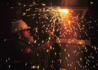 중국 4월 제조업 PMI, 전월보다 소폭 하락