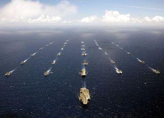"""[코로나19] 해군, 美 림팩 훈련에 참가…""""주로 해상서 훈련"""""""